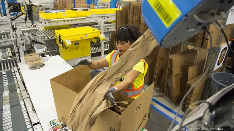 Amazon Ramping Up Hiring At Schertz Fulfillment Center Future