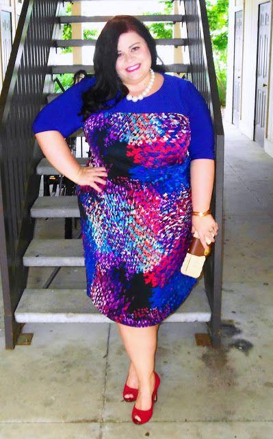 Plus Size Wedding Guest Outfit Ideas Plus Size OOTD Pinterest