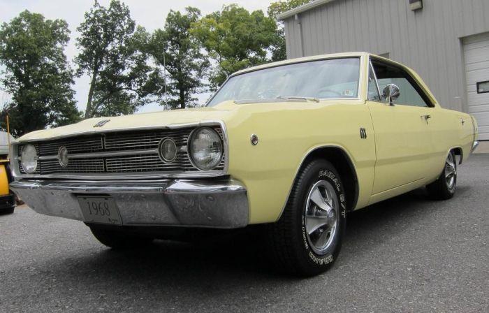 1968 Dodge Dart Gts Dodge Dart Dodge Dart For Sale Dodge