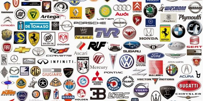 Car Company Logos Car Logos Names With Images Car Brands