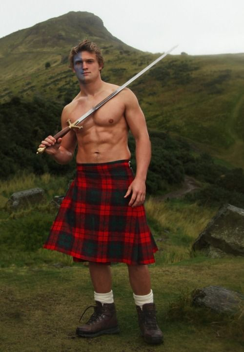 Scottish men hot — photo 12