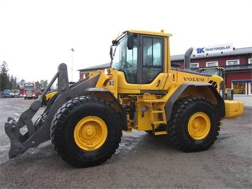 Volvo L120f Wheel Loader Service Repair Manual Volvo
