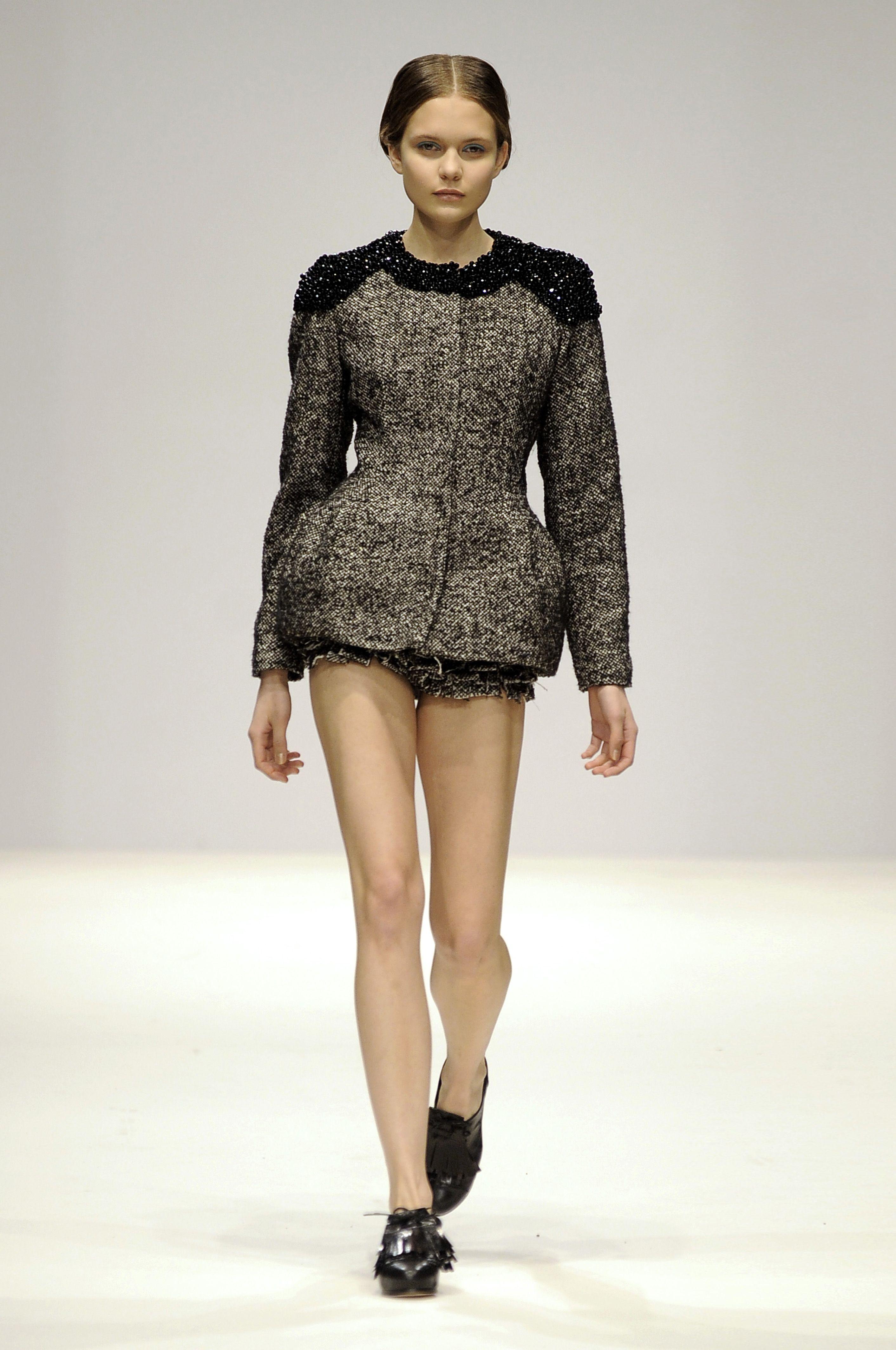 John Rocha AW09 #LFW #catwalk #womensfashion #fashion #readytowear