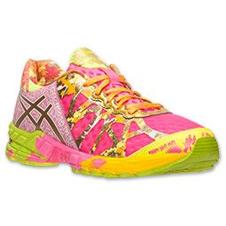 Women's Asics GEL-Noosa Tri 9 GR Running Shoes | Finish Line | Hot Pink