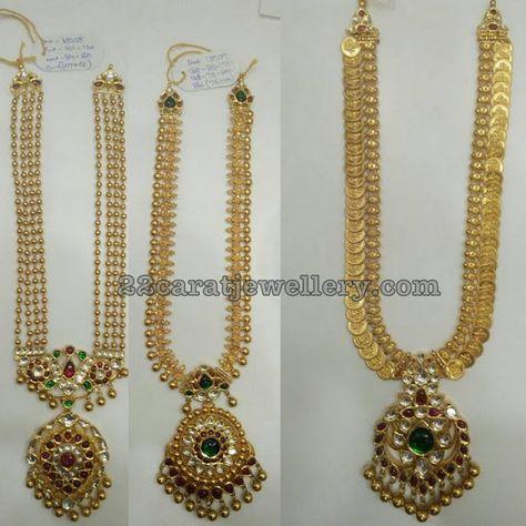 a1b1215ecd7c1 Simple Gold Long Sets 50 Grams   Gold Diamond Gold!!   Gold haram ...