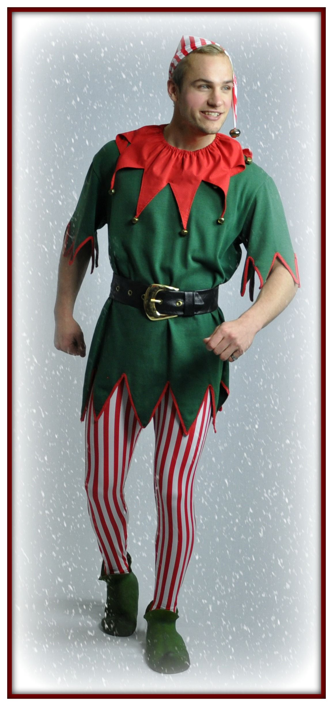 Very Cute Santa S Elf Elf Costume To Hire From The Costume Shop Melbourne Christmas Elf Costume Christmas Elf Costume Diy Diy Christmas Costumes