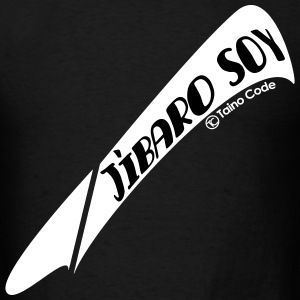 Jíbaro Soy Machete En Mano Mens T Shirt Taino Code Shirts