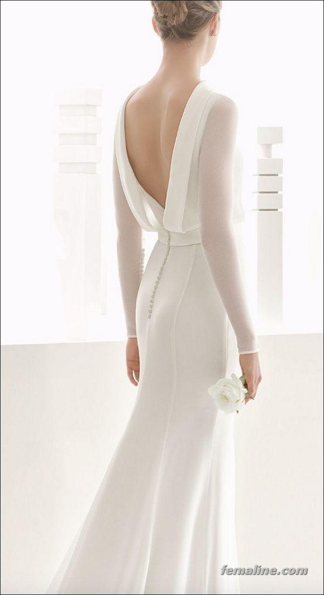 beautiful long sleeve wedding dresses wedding dresses