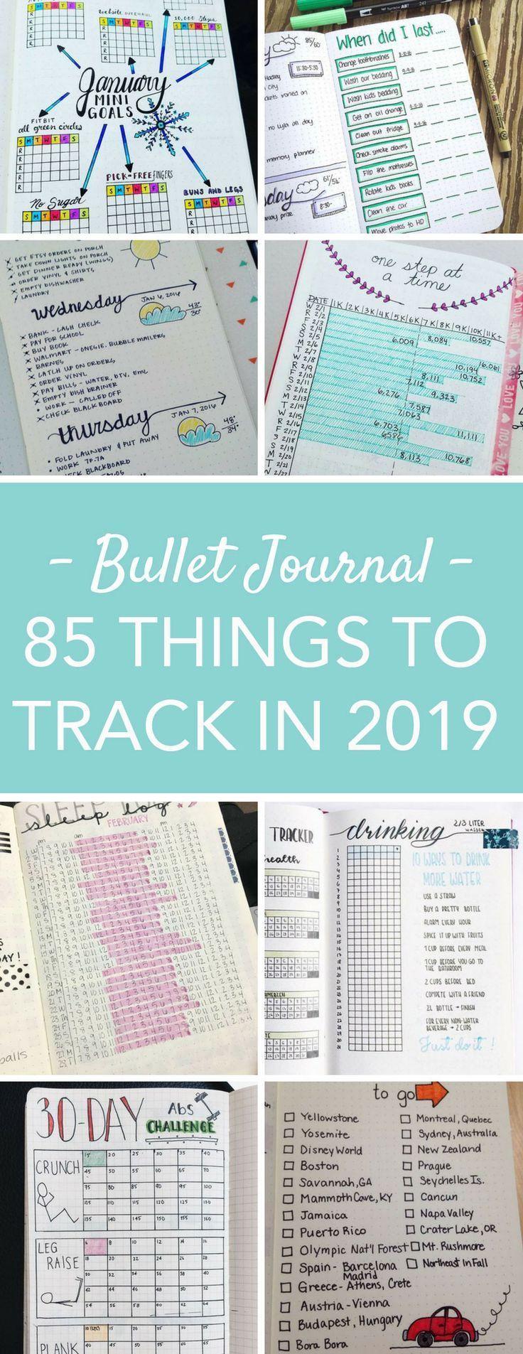Die ULTIMATE-Liste der Bullet Journal-Sendungen und Sammlungen – 85 Dinge - #Bullet #Der #die #Dinge #JournalSendungen #layout #Sammlungen #ULTIMATEListe #und #bulletjournaling