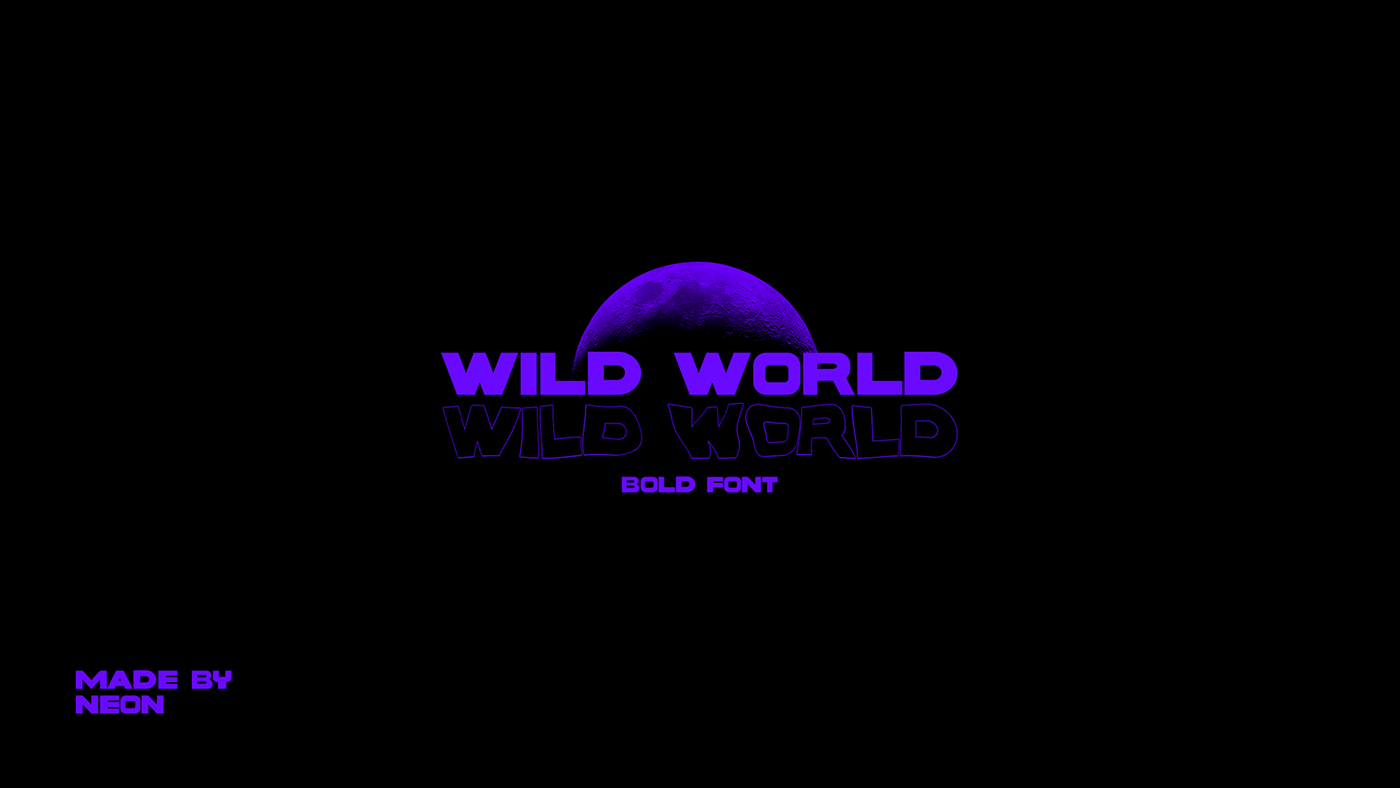 Wild World Free Font In 2020 Free Font Modern Fonts Free Visual Design Trends