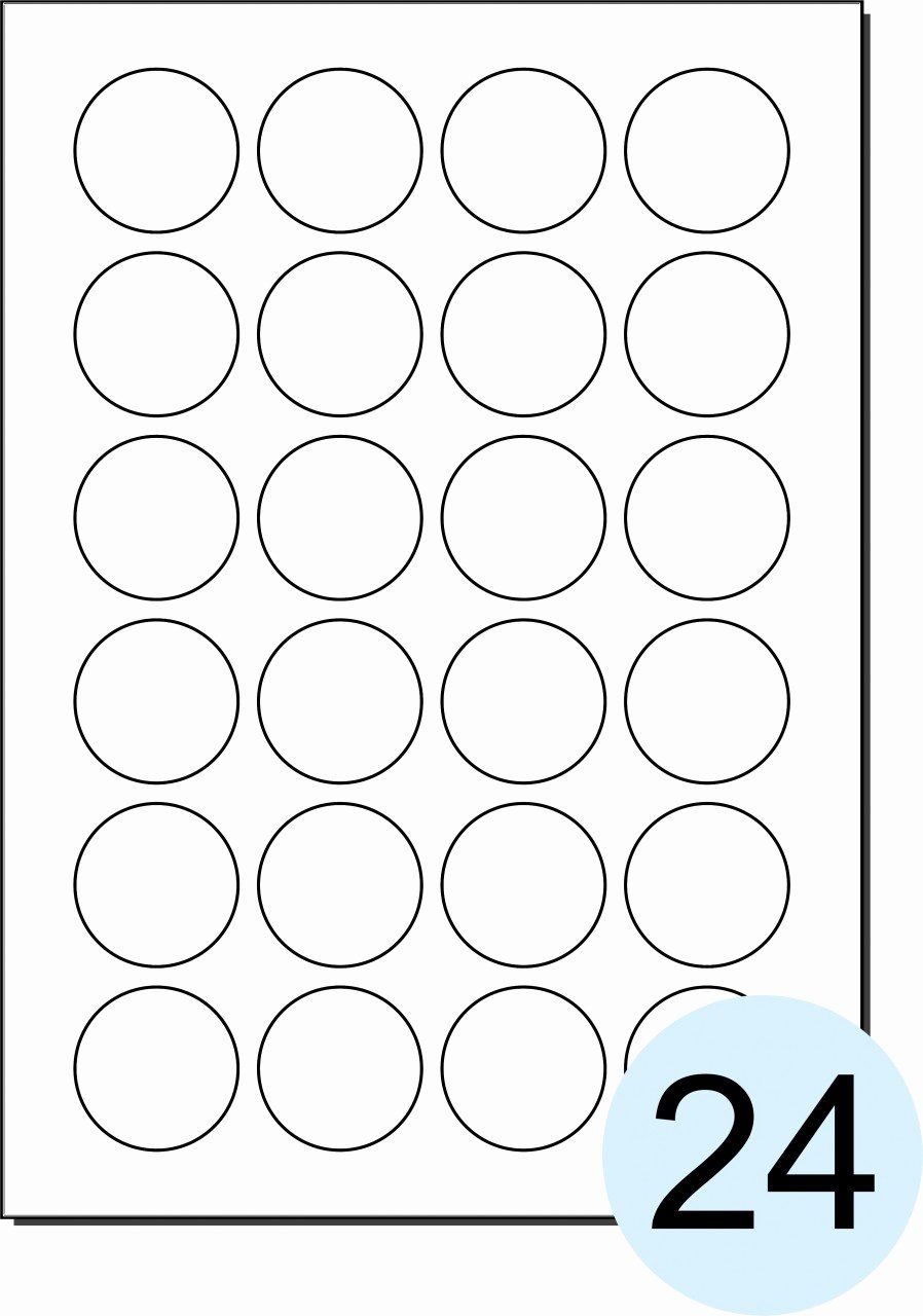 Free Printable Label Template Best Of Free Printable Round Sticker Templates Pr Round Sticker Labels Printable Label Templates Labels Printables Free Templates 1 inch circle label template