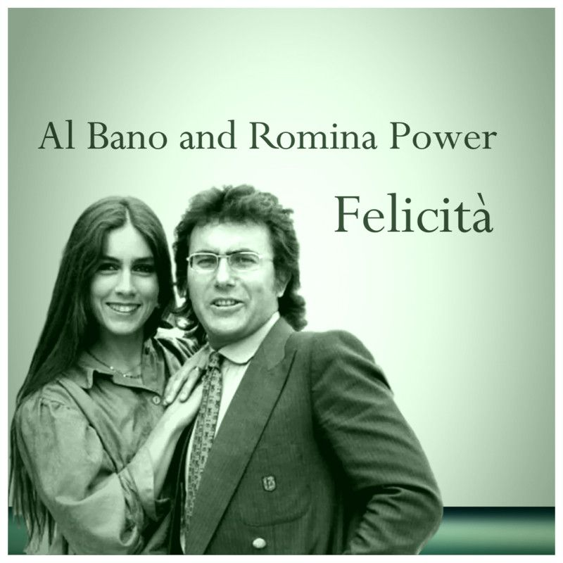 Felicita Al Bano And Romina Power