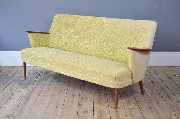 Danish 1960s Sofa