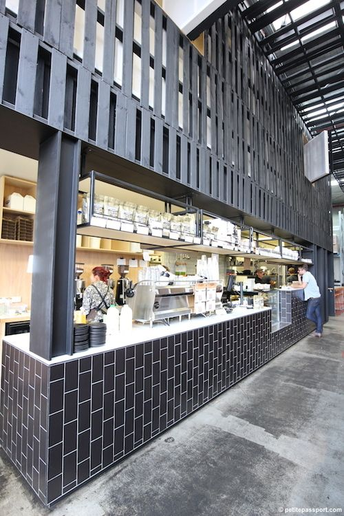 subway tile vertical application industry beans melbourne by petite passport