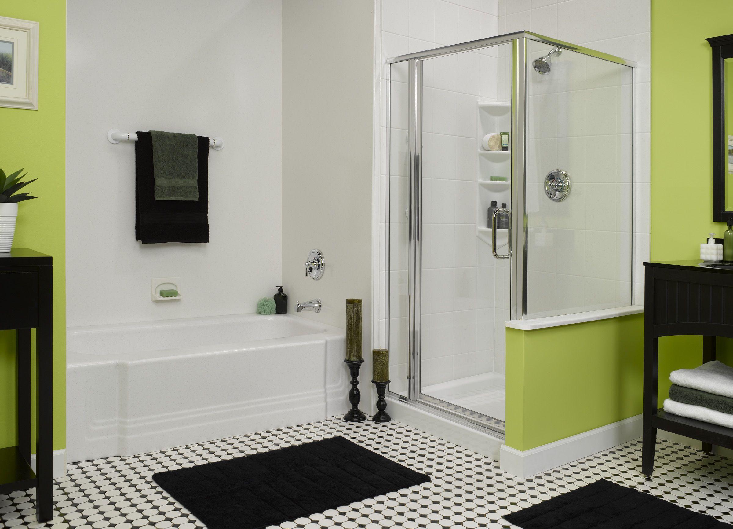 bathroom remoel ideas charming bathroom tile with white bathtube and ...