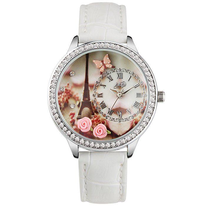 Didofà 3D Damen- Armbanduhr DF-1216A