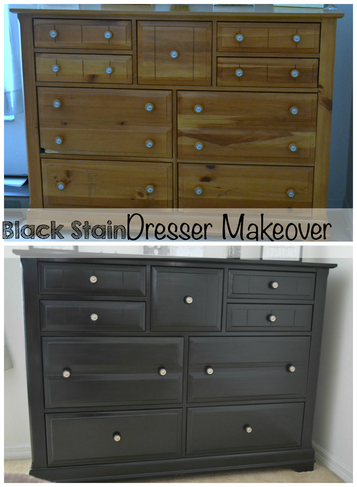 World Bedroom Furniture: It's A Mom's World: Bedroom Furniture Makeover Part 2