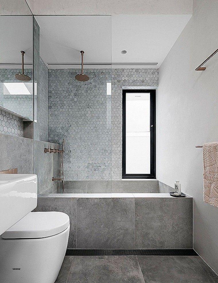 Petite salle de bain moderne ou comment aménager un espace restreint