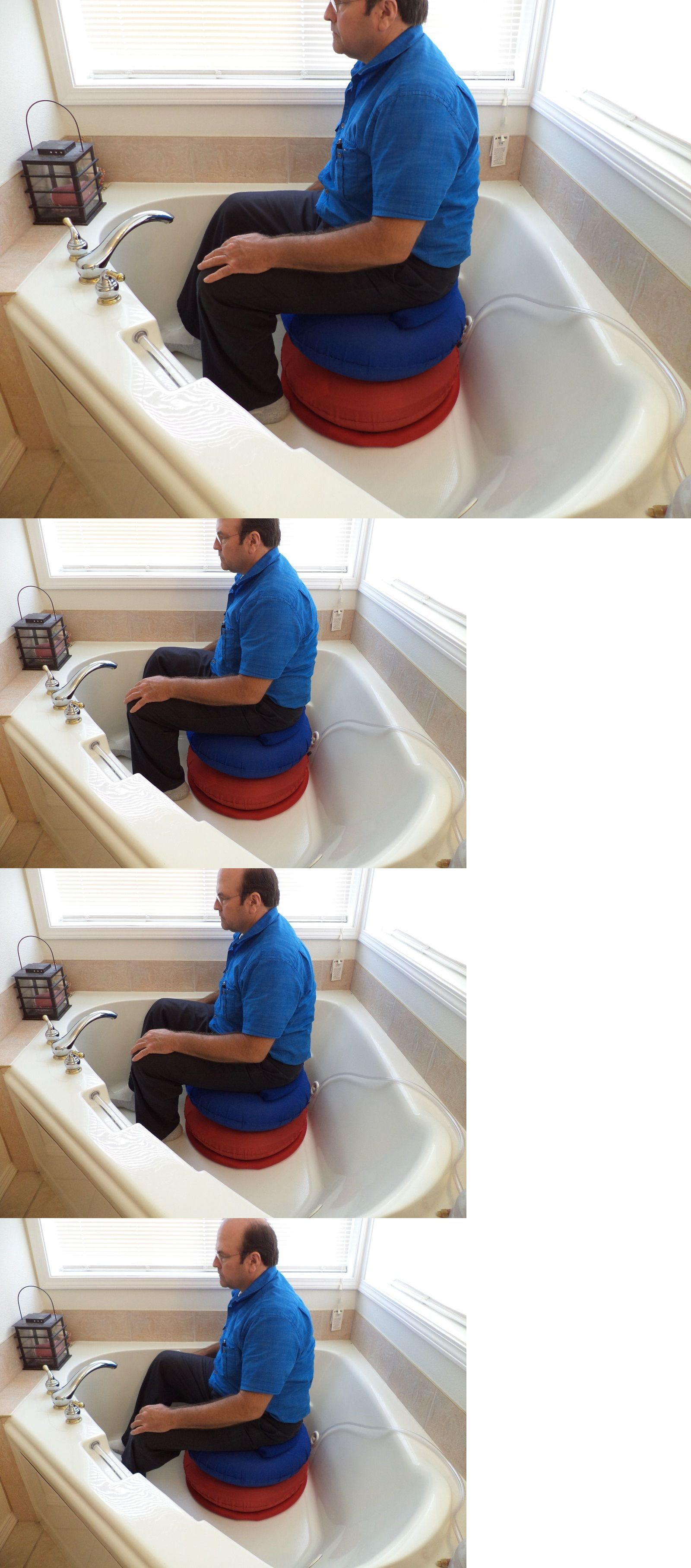 Other Mobility Equipment: Personal Cushion Bath Lift, Portable ...