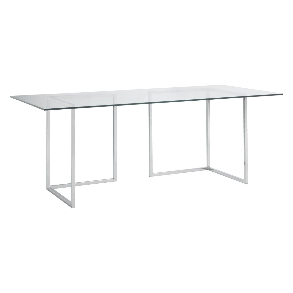 Habitat Metal Desks Desks And Chrome # Habitat Meuble Tv