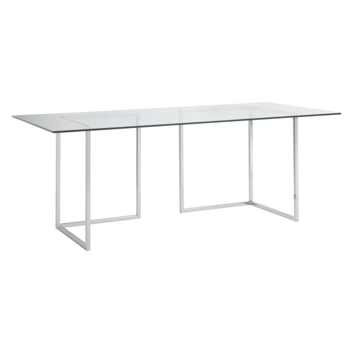 Habitat Metal Desks Desks And Chrome # Habitat Meuble Tv