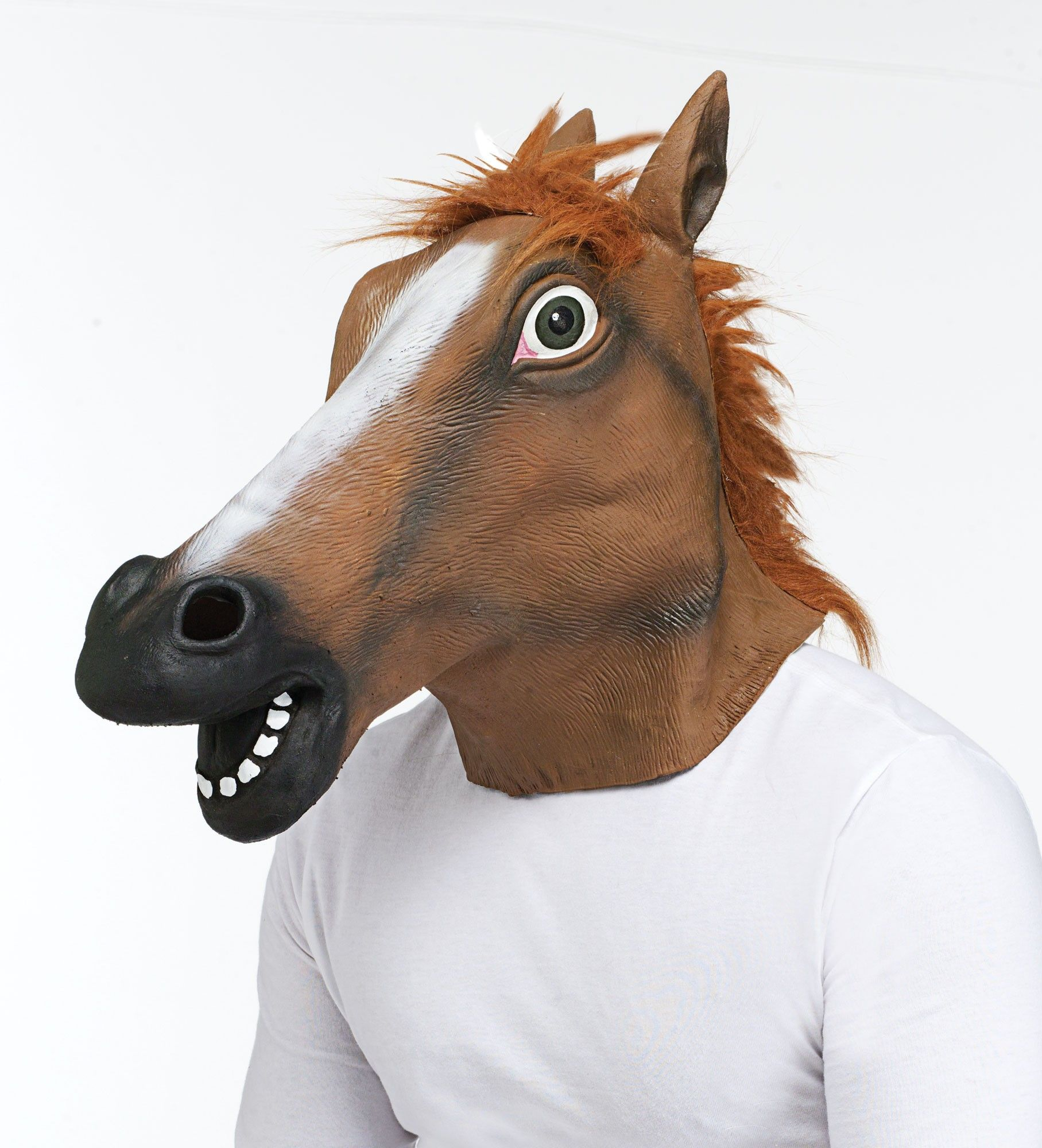 Horse Head Mask | HORSE HEAD MASK | Pinterest | Horse head, Masks ...