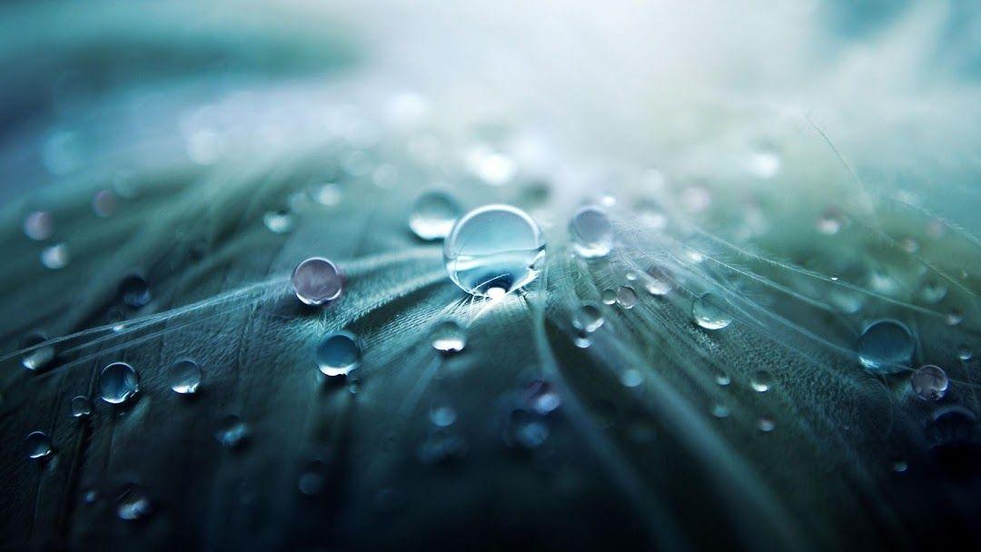 Amazing Water Drops