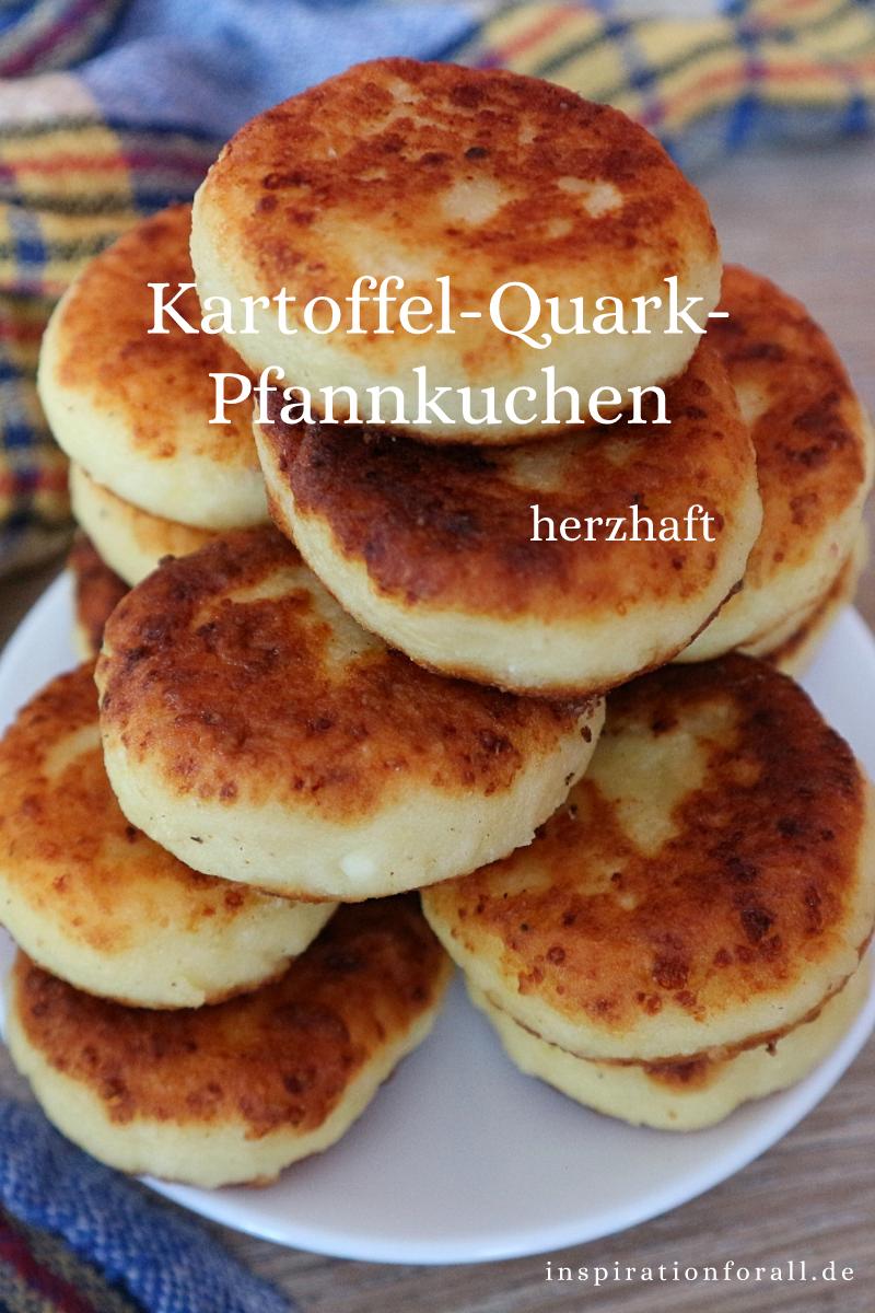 Photo of Potato curd pancakes – recipe for Russian savory syrniki