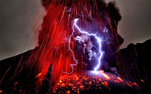 Resultado de imagen de volcanes más peligrosos del mundo