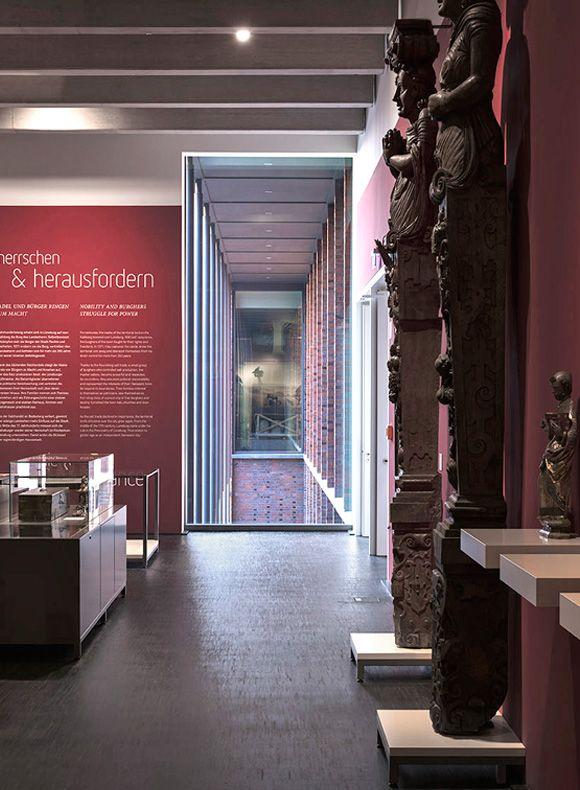 Architekt Lüneburg neues museum lüneburg springer architekten brick