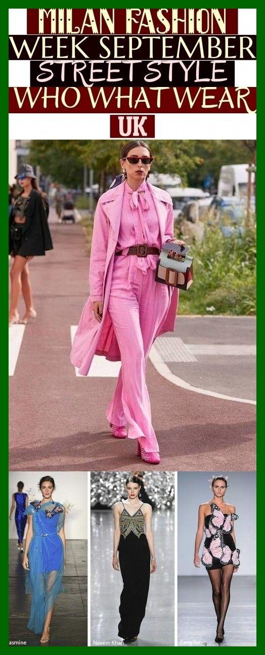 Photo of Milan Fashion Week September Street Style Who What Wear Uk &…