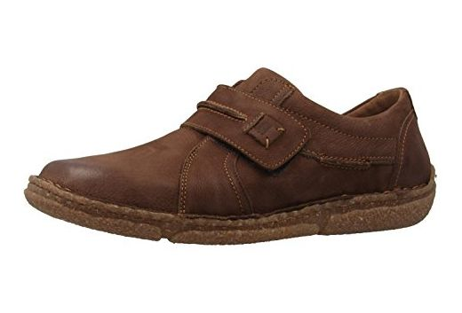 JOSEF SEIBEL Damen Halbschuhe Neele 16 Braun Schuhe in