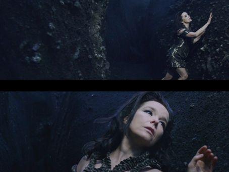 """Canal Electro Rock News: Björk apresenta versão para o clipe da faixa """"Black Lake"""""""