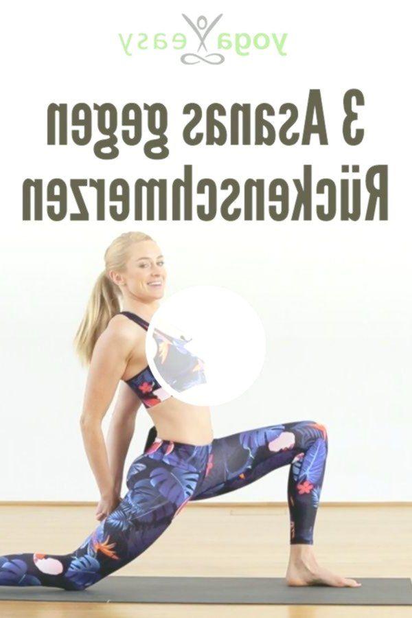 Yoga für den Rücken: Diese Yoga-Übungen helfen gegen Rückenschmerzen -
