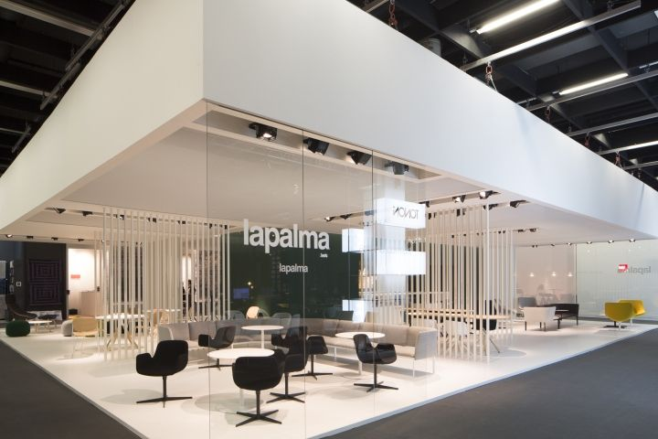Expo Stands Interior Office 2016 : Lapalma booth at immcologne cologne italy retail