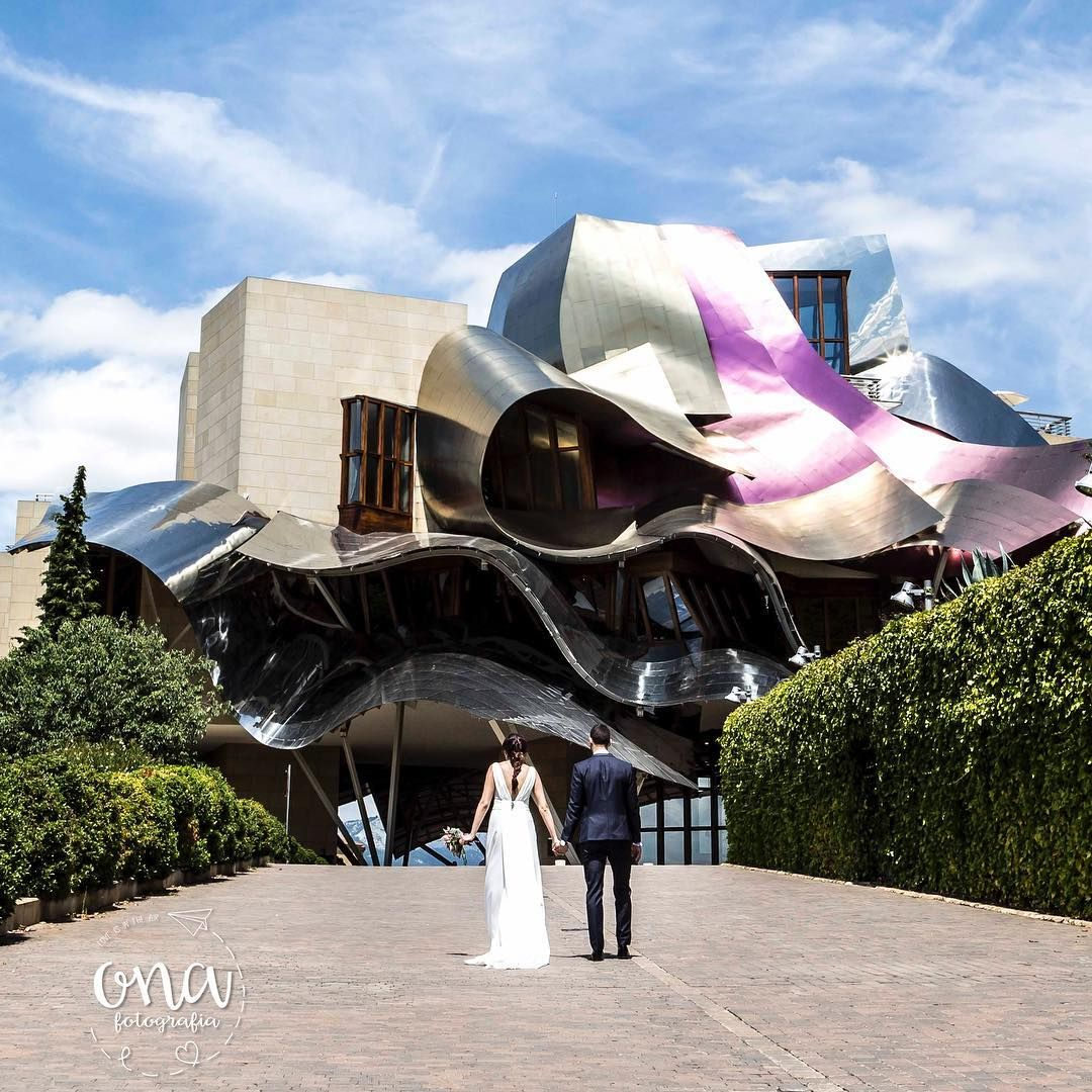 Sena Hospitality Design: Hotel Marques De Riscal @marquesderiscal Designed By Frank