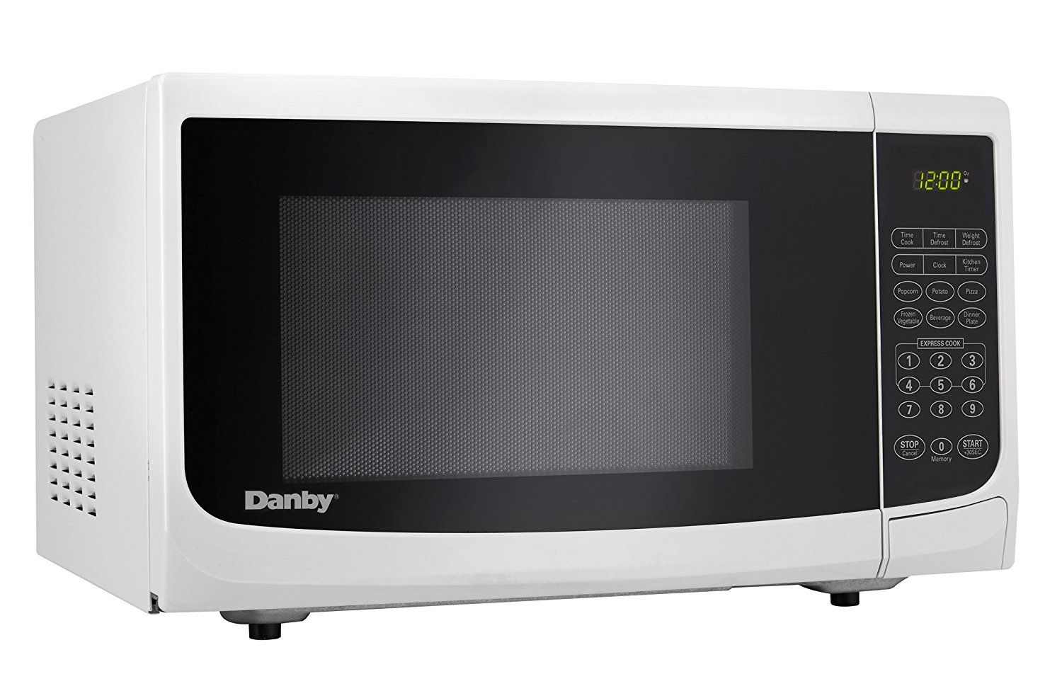 Danby 0 7 Cu Ft Countertop Microwave White This Is An Amazon