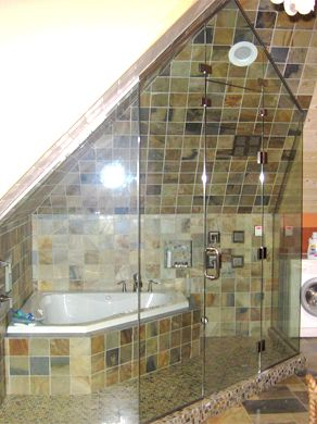 Custom Frameless Glass Shower Enclosures Mn With Images