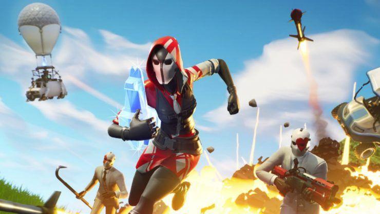 Epic Games Store E Fortnite Ajustarao Os Precos Para Real Critical Hits Fortnite Game Jogos Eletronicos