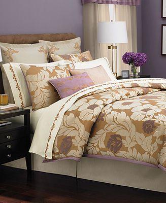 martha stewart bedding | Martha Stewart Collection Bedding, Beaux Arts 24-Piece California King ...