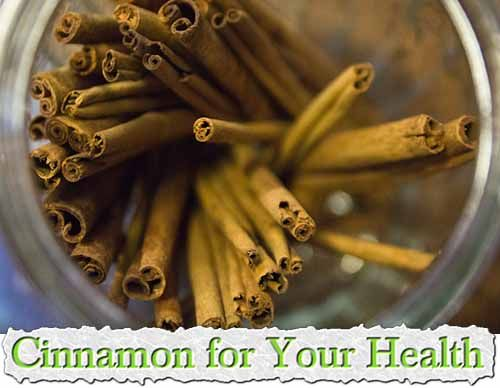 Cinnamon for Your Health