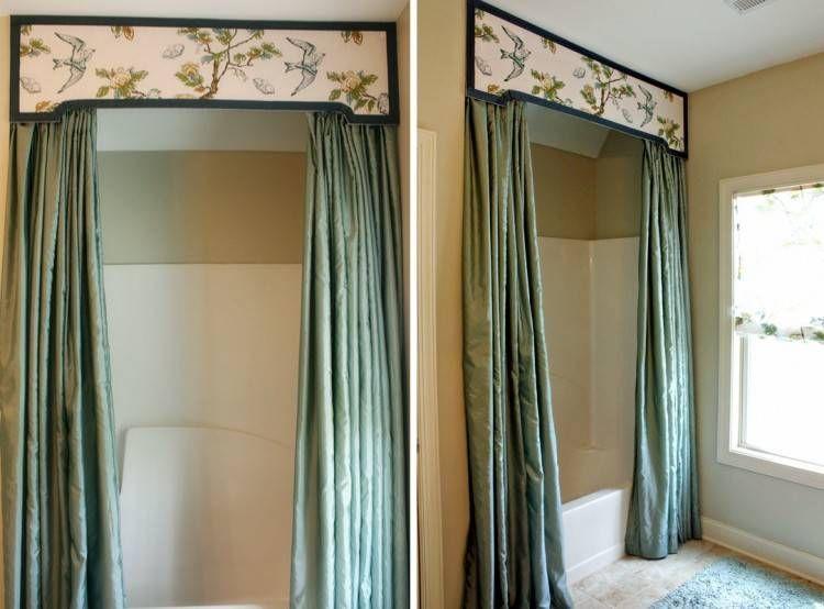 Bathroom Valance Ideas Luxury Shower Curtain Shower Curtain With Valance Elegant Shower Curtains