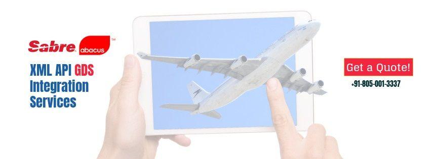 TravelPD provides #sabre #XML #API #GDS integration services for
