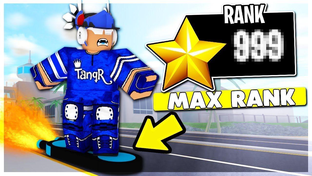 Reaching Max Rank Unlocking Hoverboard Level 100 Season 2 Roblox Mad City Update Roblox 100 Season 2 Hoverboard
