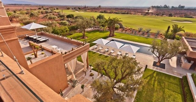 Passez votre séjour au Maroc dans une villa Marrakech avec SPA privé