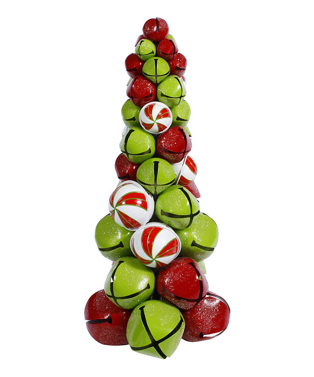 This Would Be So Easy To Make Http Www Zulily Com P Jingle Bell Tree 17 18402 1881209 Html Pos 54 1 Jingle Bells Cool Christmas Trees Christmas Holidays