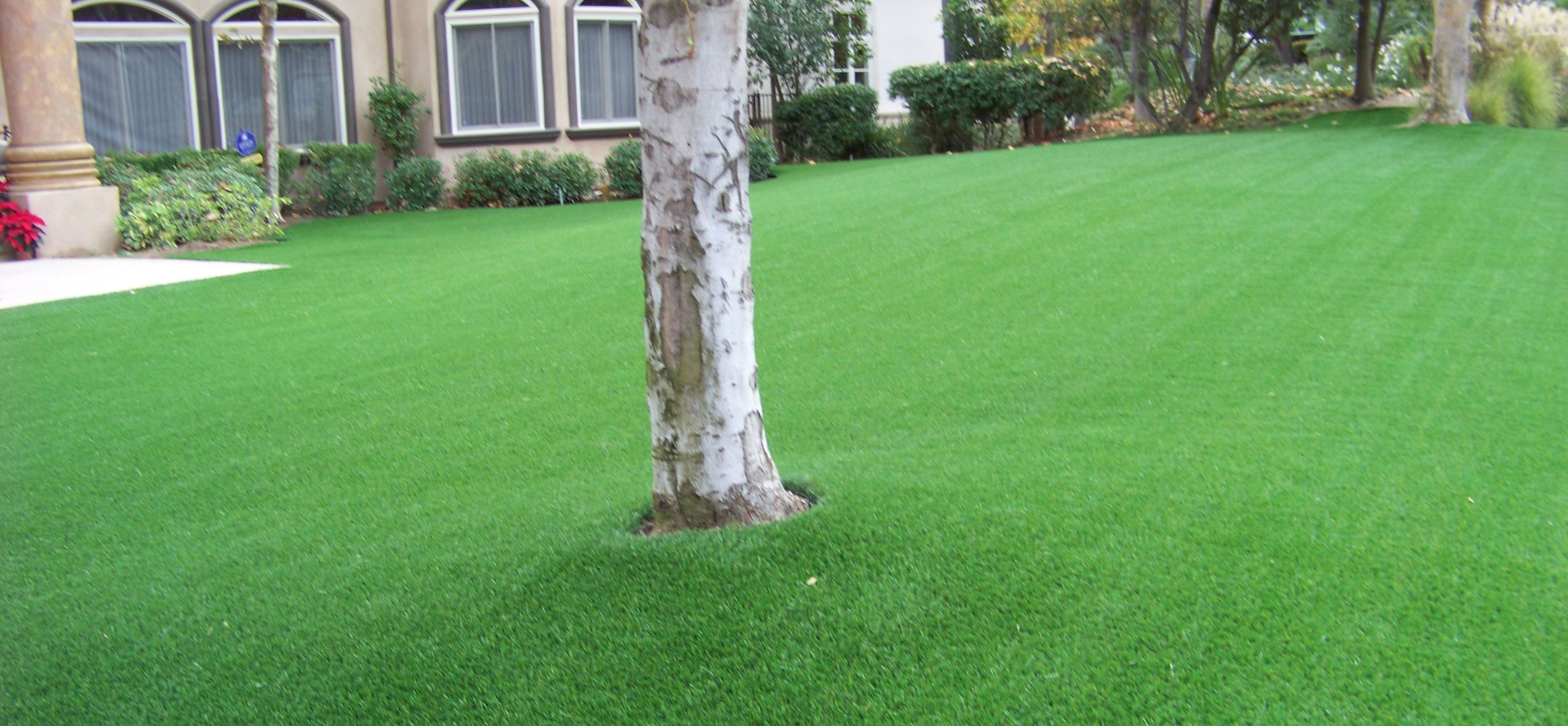 How much does artificial grass cost to install