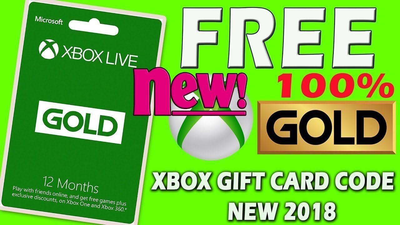 Free xbox codes    xbox gold live    xbox codes 2018 👍NEW