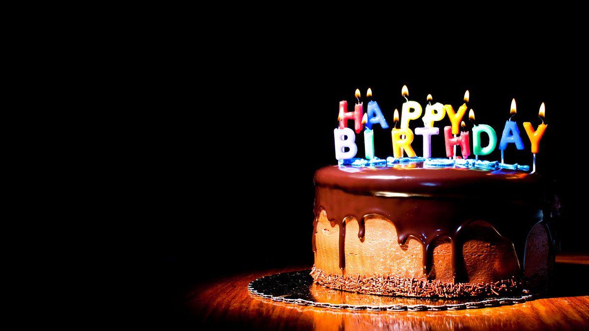 Happy Birthday Feliz Cumpleaños Cumpleaños Tortas De