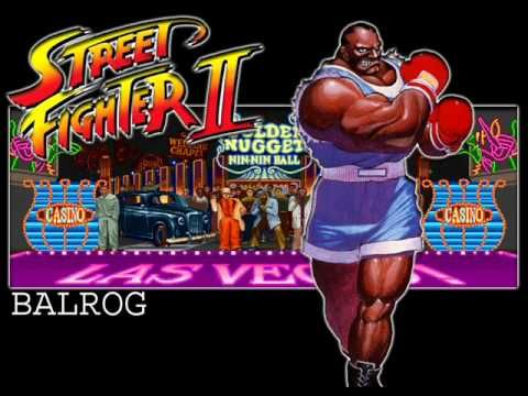 Balrog Theme (Street Fighter 2) - YouTube | VGMAR/Video Game